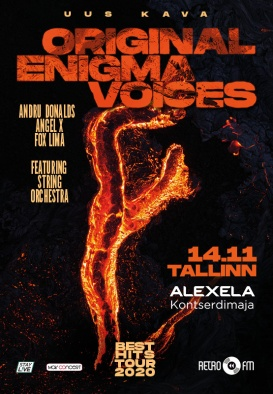 ENIGMA ''Original Enigma Voices'' (14.11.20 asendus)