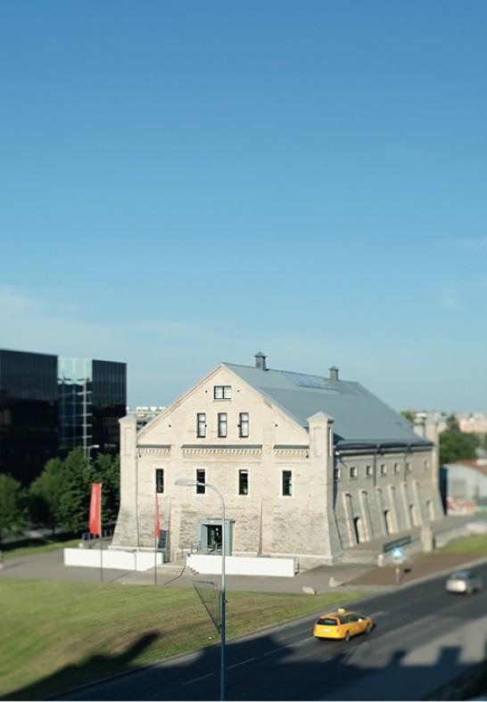 Eesti Arhitektuurimuuseum / Estonian Museum of Architecture