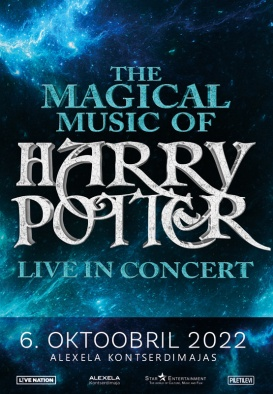 The Magical Music of Harry Potter (12.10.21 asendus)
