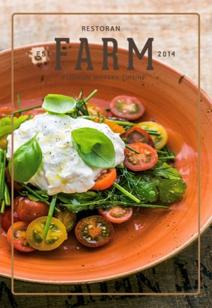 Restoran Farm / Kohvik Rukis - KINKEKAART