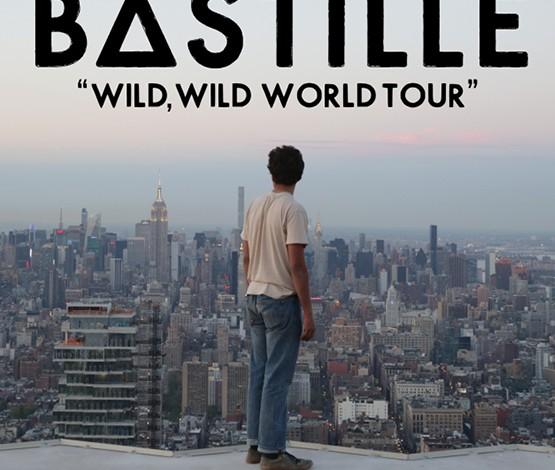 Värskelt uue albumi välja andnud Bastille tuleb märtsis Eestisse!