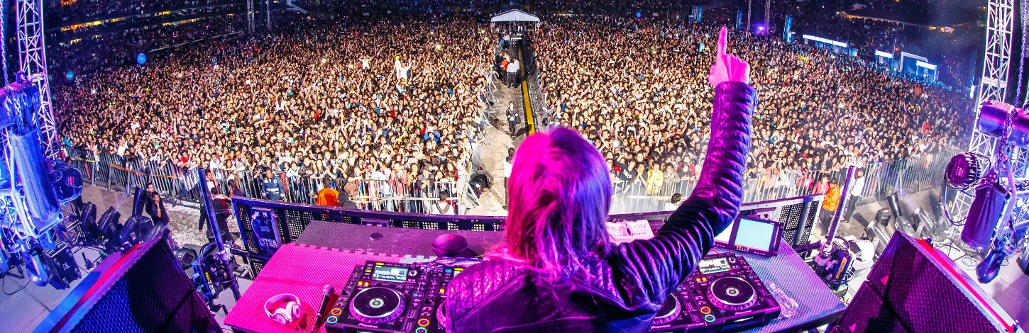 Ticket sales to David Guetta's show started today!