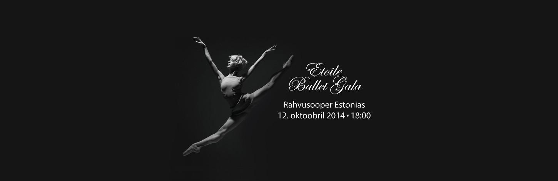 Tuntud 'Etoile Ballet Gala' esmakordselt Eestis!
