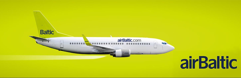 AIRBALTIC KUPONGID 14.-17. OKTOOBRIL PILETILEVIST!