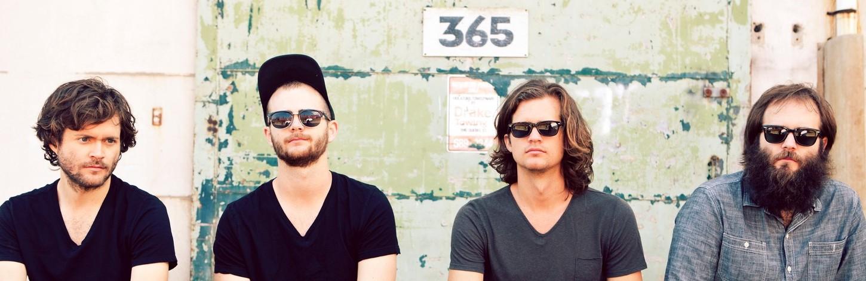 На разогреве у OneRepublic выступит уже известная в США, набирающая популярность во всем мире группа KONGOS
