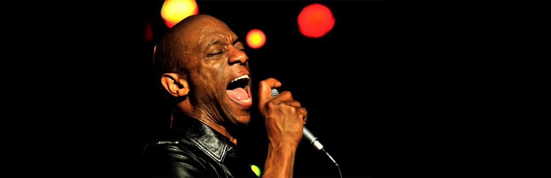 Augustibluusi teine peaesineja on kahekordne Grammy nominent Earl Thomas!