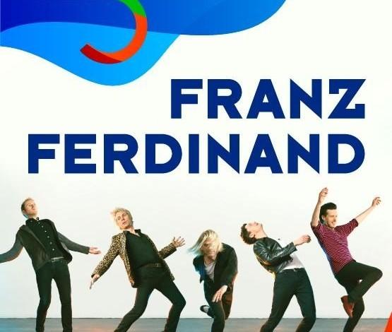 Franz Ferdinand is the Opening Headliner at Õllesummer Festival