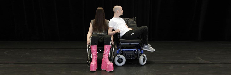 Творческий инкубатор Теллискиви пульсирует под ритмы техно: На сцене Vaba Lava состоится технорейв на инвалидных колясках.