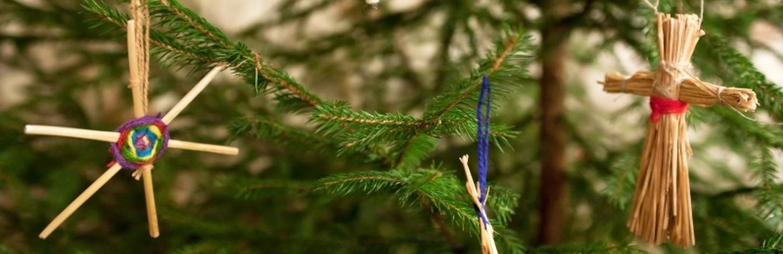 Eesti Vabaõhumuuseumis jõuluküla - 'Jõulud kodus, jõulud võõrsil'
