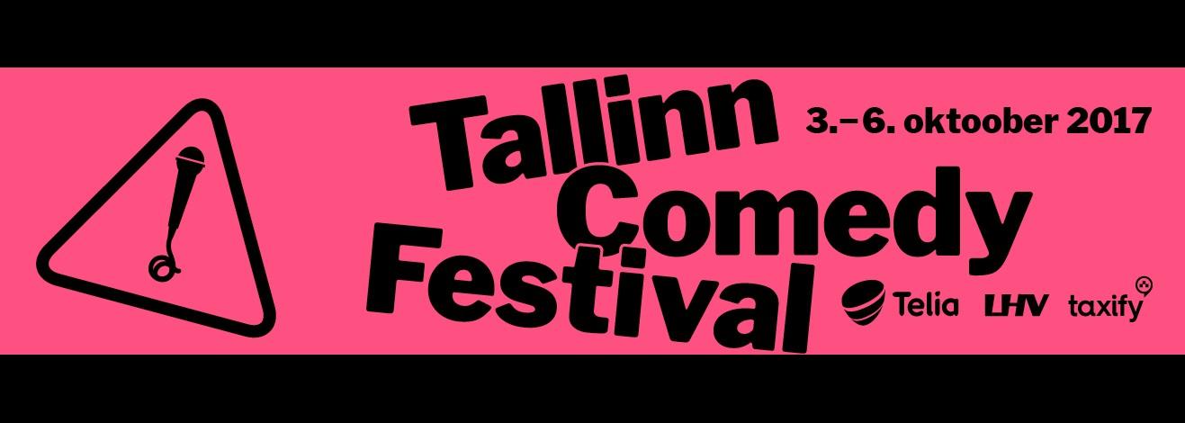Tallinn Comedy Festival tuleb gala ning roppuste ööga