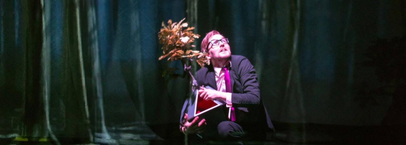 VAT Teatri värske lavastus ''Mister Green'' etendub Itaalias