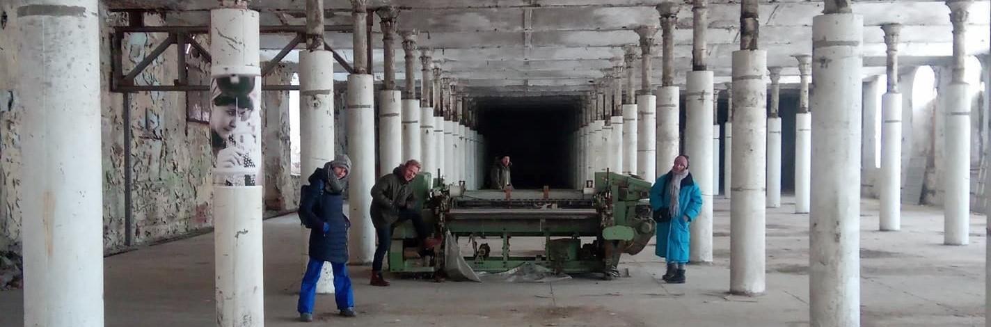 30. märtsil esietendub Narva Kreenholmi Manufaktuuris ekskursioon-lavastus ''Oomen''
