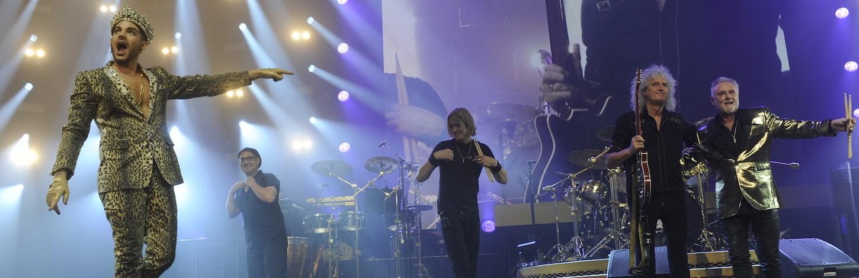 QUEEN koos Adam Lambertiga - Baltikumi ainus kontsert juunis, Tallinna Lauluväljakul