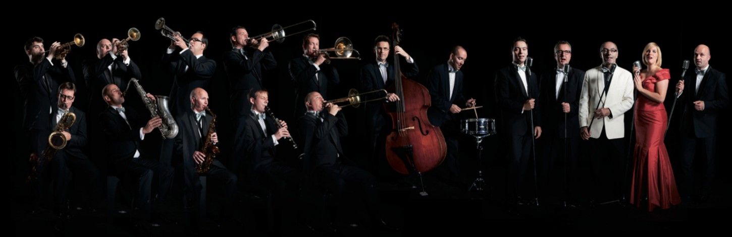 World famous Glenn Miller Orchestra pre-Christmas tour conducted by Wil Salden