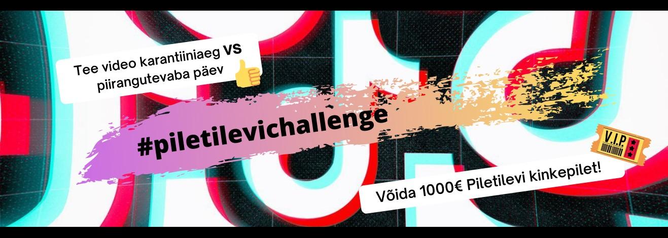 Piletilevi TIK TOK challenge!