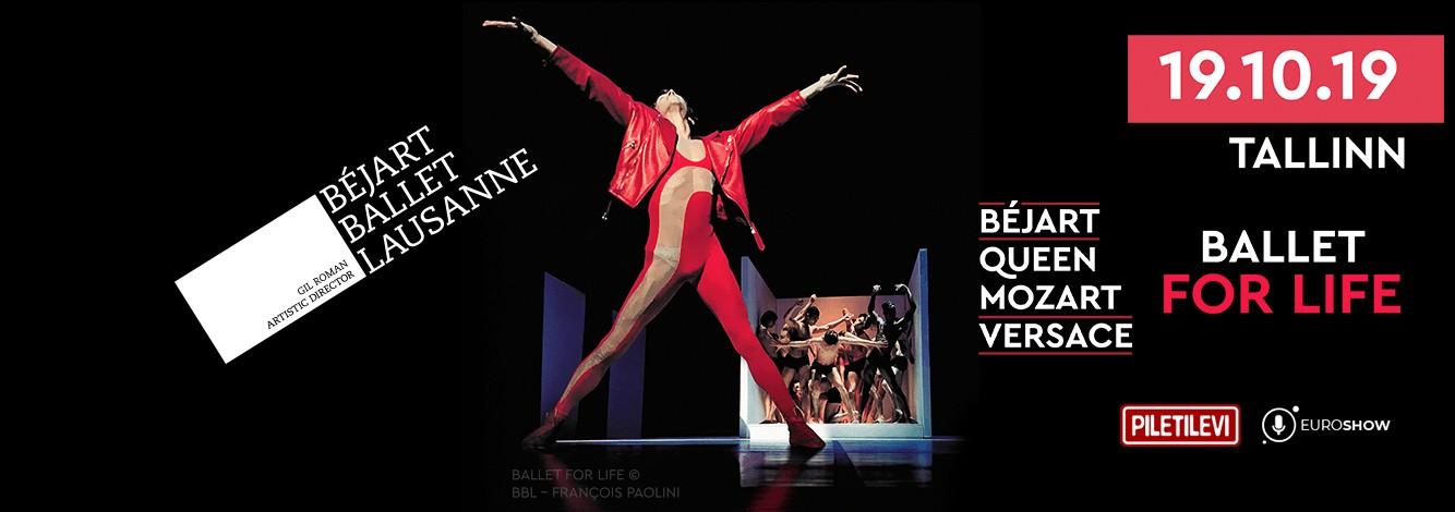Ballet for Life. Морис Бежар /Queen/Mozart/Versace