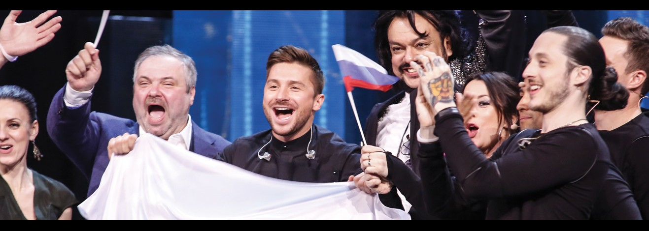 Сергей Лазарев уже 4-го июня в Nordea Kontserdimaja!