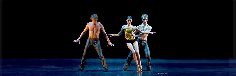 "Edward Clugi ballettide ""QUATRO"" ja ""Radio and Juliet""esietendus."