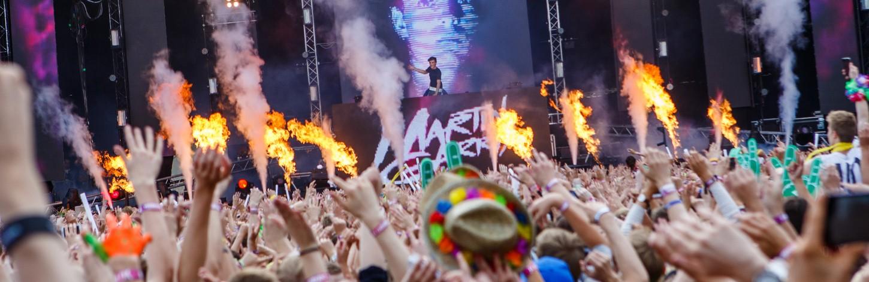 Weekend Festival Balticu eribussid Tallinnast ja Tartust